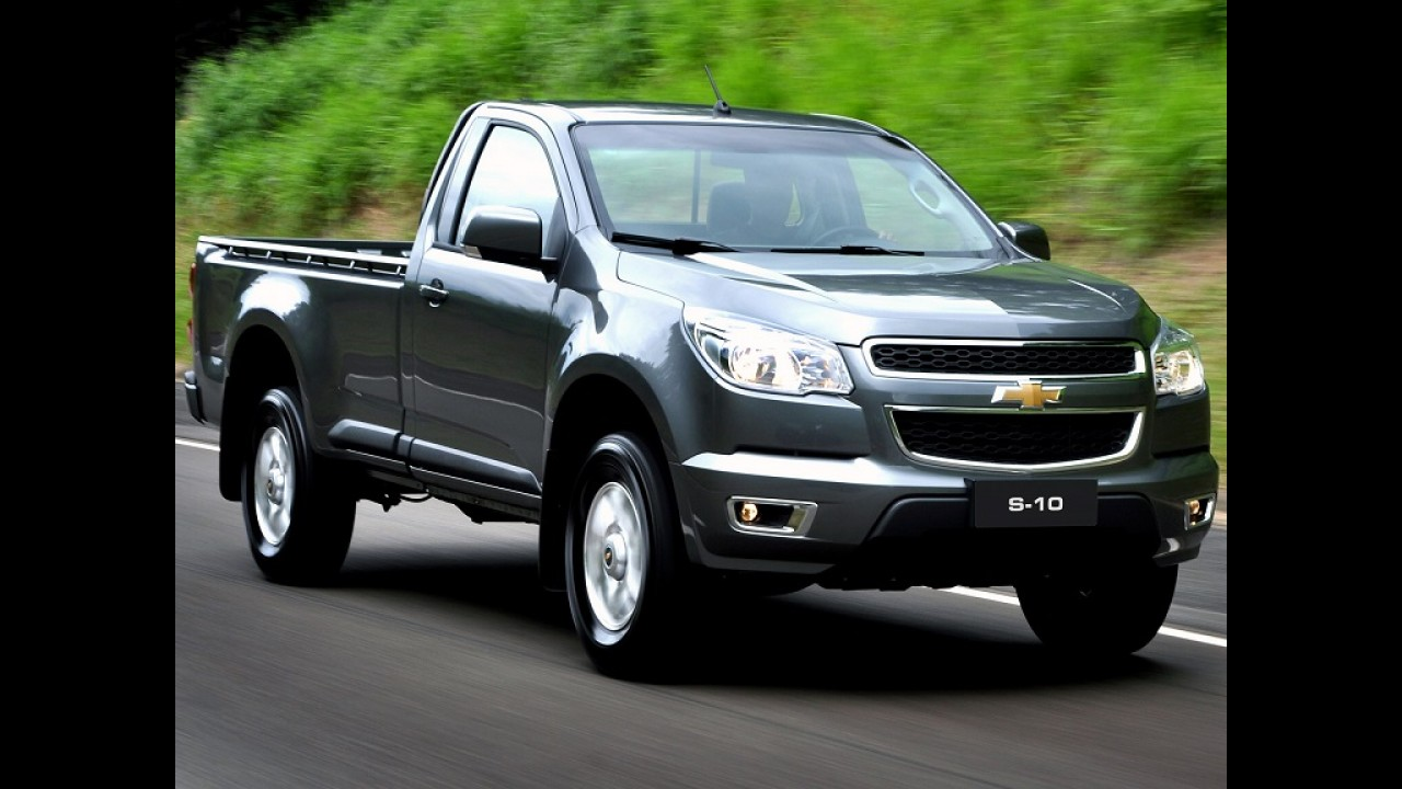 Chevrolet convoca 44 mil S10 para recall por risco de incêndio