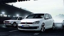 New VW Golf VI GTI Concept