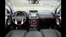 Galeria: Toyota Land Cruiser reestilizado estará em Frankfurt