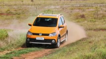 Novo CrossFox 2010 - Veja preços dos opcionais e galeria de fotos em alta resolução