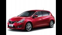 Novo Nissan Almera poderá ter toques chineses na Europa