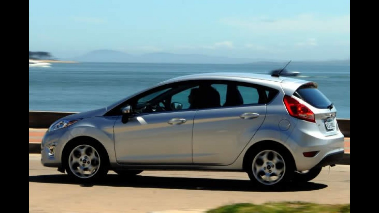 Ford New Fiesta fabricado no Brasil poderá ter motor 1.0 EcoBoost