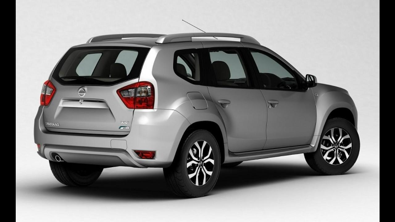 Nissan Terrano: depois da Índia, clone do Duster agora pode chegar à Rússia