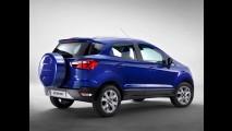Ford diz que EcoSport estará à venda em 62 países até 2017