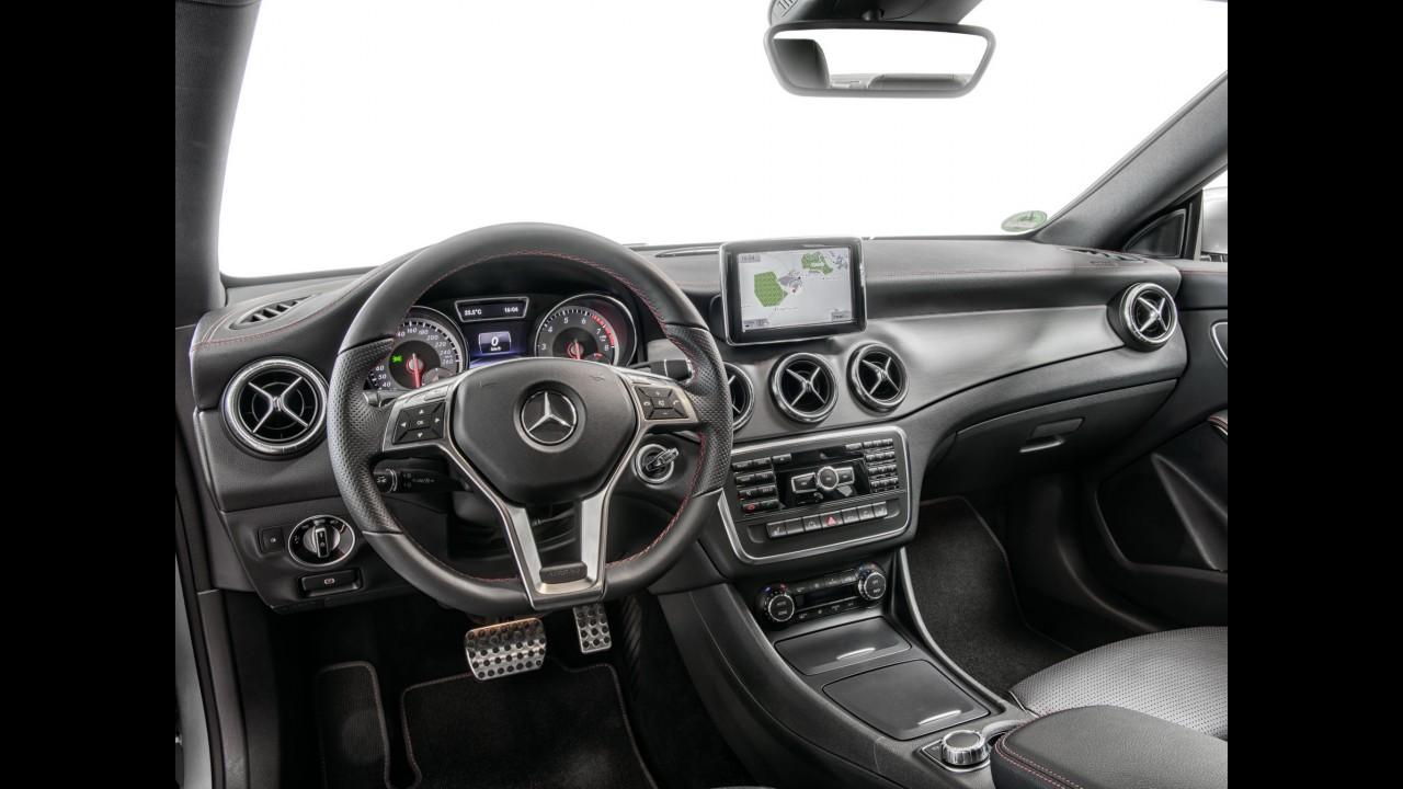 Mercedes CLA já pode ser reservado na Argentina - preço equivale a R$ 122,9 mil