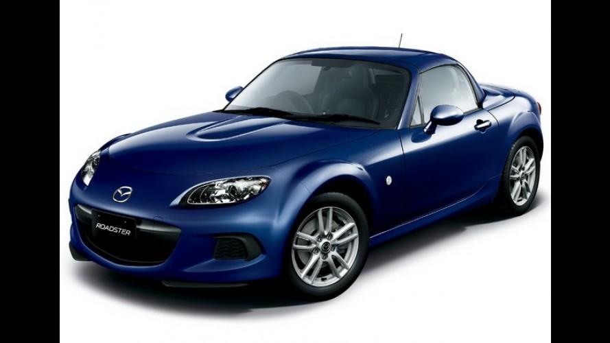 Mazda revela oficialmente o novo MX-5 2013 no Japão