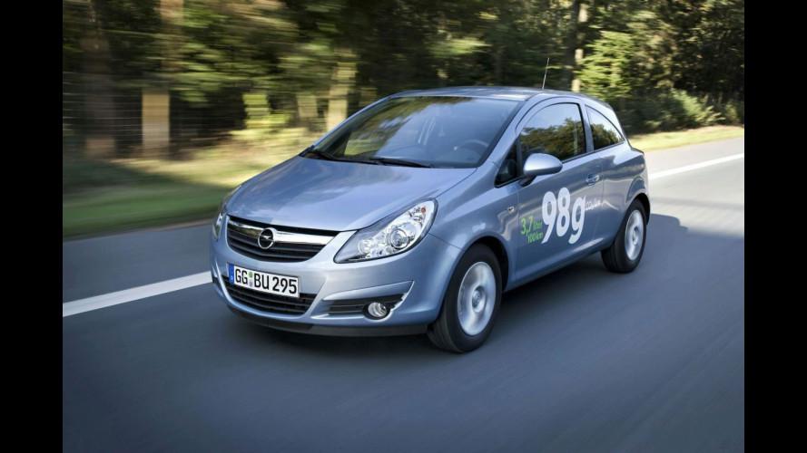 Opel Corsa ecoFLEX 1.3 CDTI 95 CV