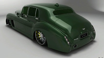 Bentley S3 E concept