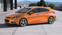 Chevy Cruze Hatch could gain high-performance variant