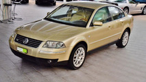 Mint 2002 VW Passat W8 with manual gearbox is quite desirable