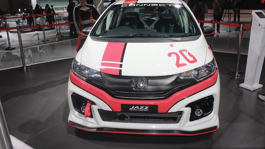 Honda Jazz Racing concept debuts at Auto Expo