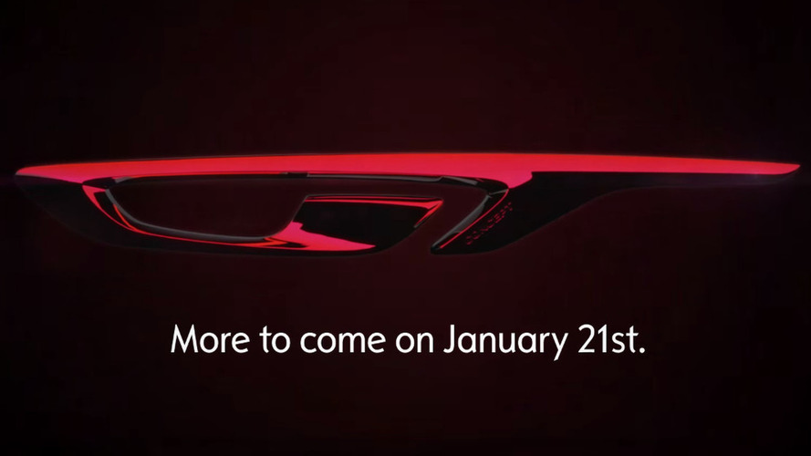 Opel GT Concept teased, will debut in Geneva [video]