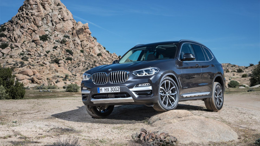 Electric X3 could be called iX3 as BMW goes on trademark spree