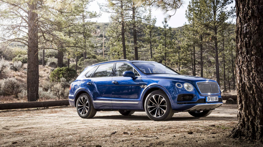 Bentley Bentayga Pikes Peak'e katılacak!