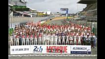 Die 24 Stunden von Le Mans 2016