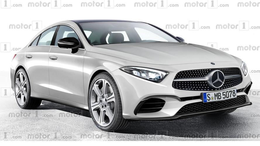 Esse é nosso palpite para a nova geração do Mercedes-Benz CLS