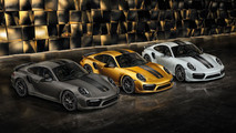 New Porsche 911 Turbo S Exclusive Series