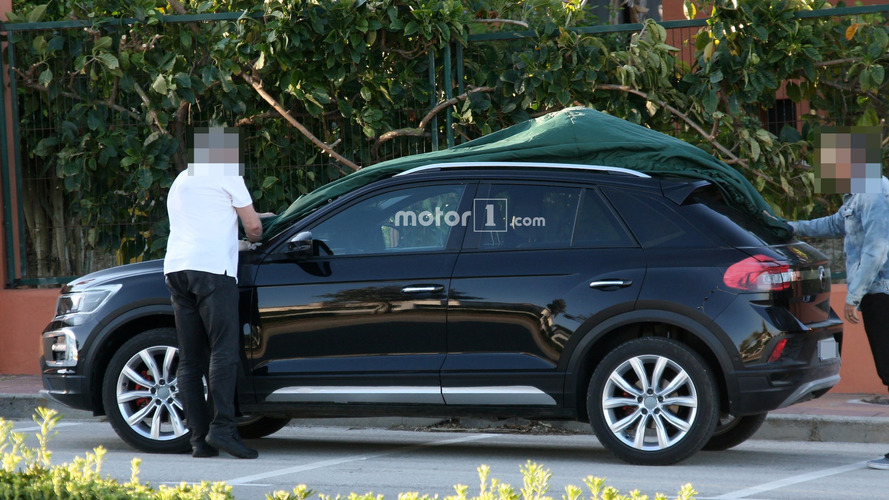 VW - Un T-Roc R pour rivaliser avec l'Ateca Cupra ?