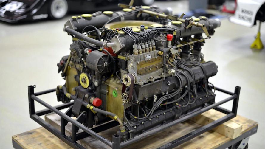 Watch A Porsche 917 Flat-12 Engine Rebuilt In 3 Minutes