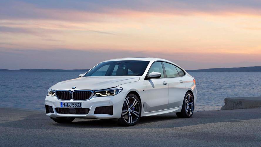 Saluda al nuevo BMW Serie 6 Gran Turismo 2017