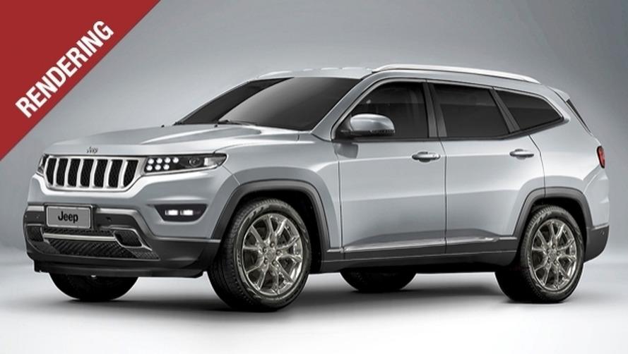 Jeep Wagoneer 2018: el SUV de lujo de Jeep