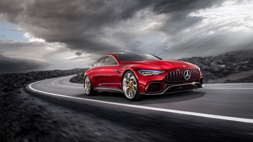 Mercedes Bringing AMG GT Concept To Goodwood Festival Of Speed