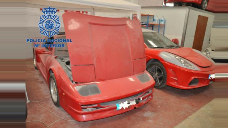 Fábrica de Ferraris e Lamborghinis