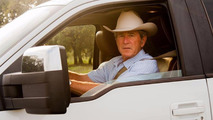 Pick up Georges W Bush