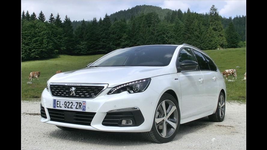 Peugeot 308 nach dem Facelift mit neuem 1.5 HDi im Test