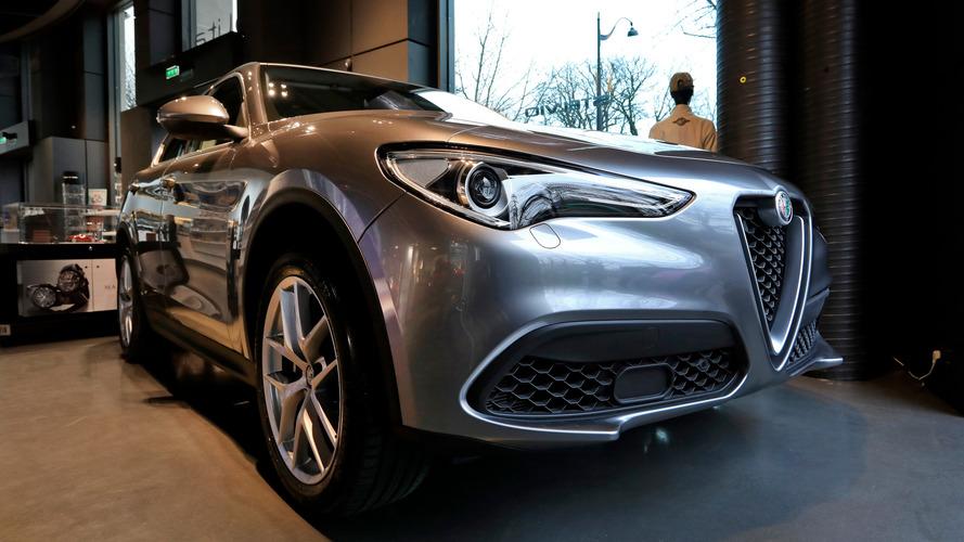 Alfa Romeo - Deux nouveaux SUV programmés