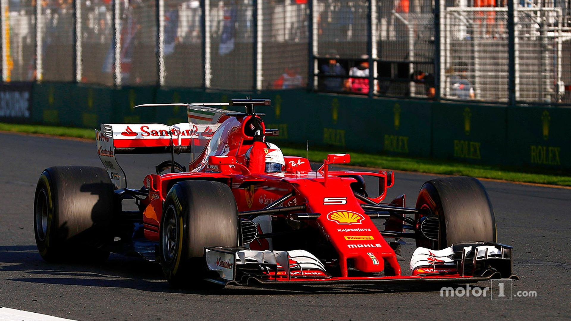 formule 1 vettel fait briller ferrari melbourne. Black Bedroom Furniture Sets. Home Design Ideas