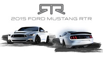 2015 Ford Mustang RTR teaser