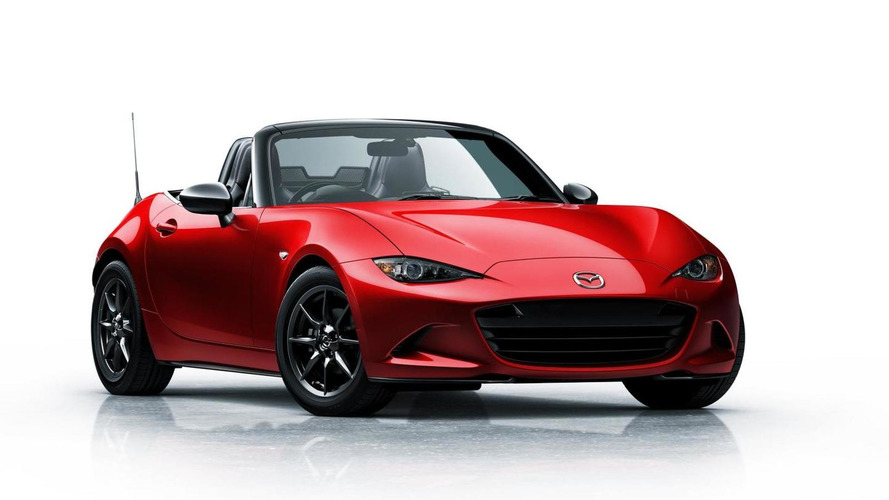 First Mazda MX-5 Launch Edition sells for $50,000