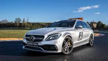 Mercedes-Benz C63 S AMG Estate F1 Medical Car