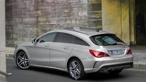 Mercedes-Benz CLA 45 AMG render