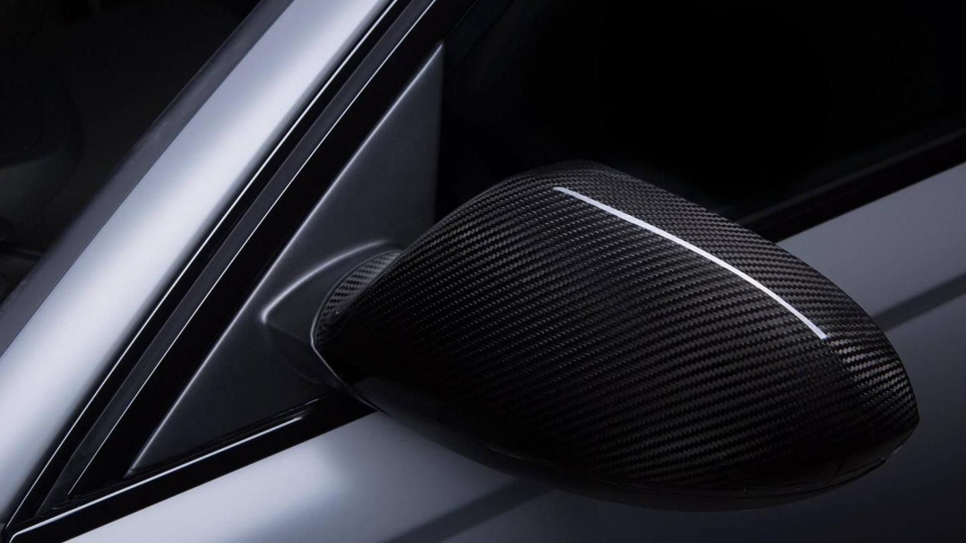 Карбоновые зеркала Audi RS6 Avant от Audi Exclusive