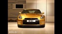 Nissan GT-R Usain Bolt