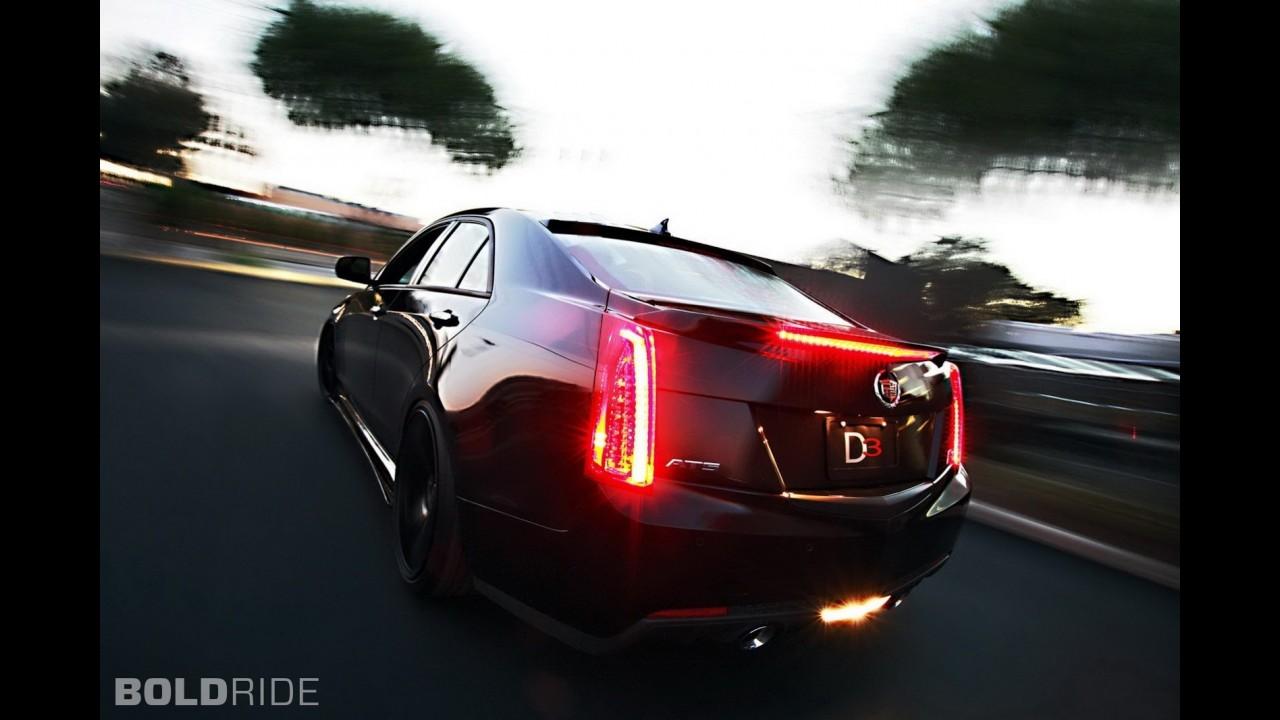 D3 Cadillac ATS