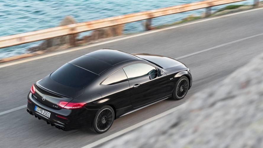Mercedes-AMG C 43 Coupé (2018) - 390 ch de plaisir