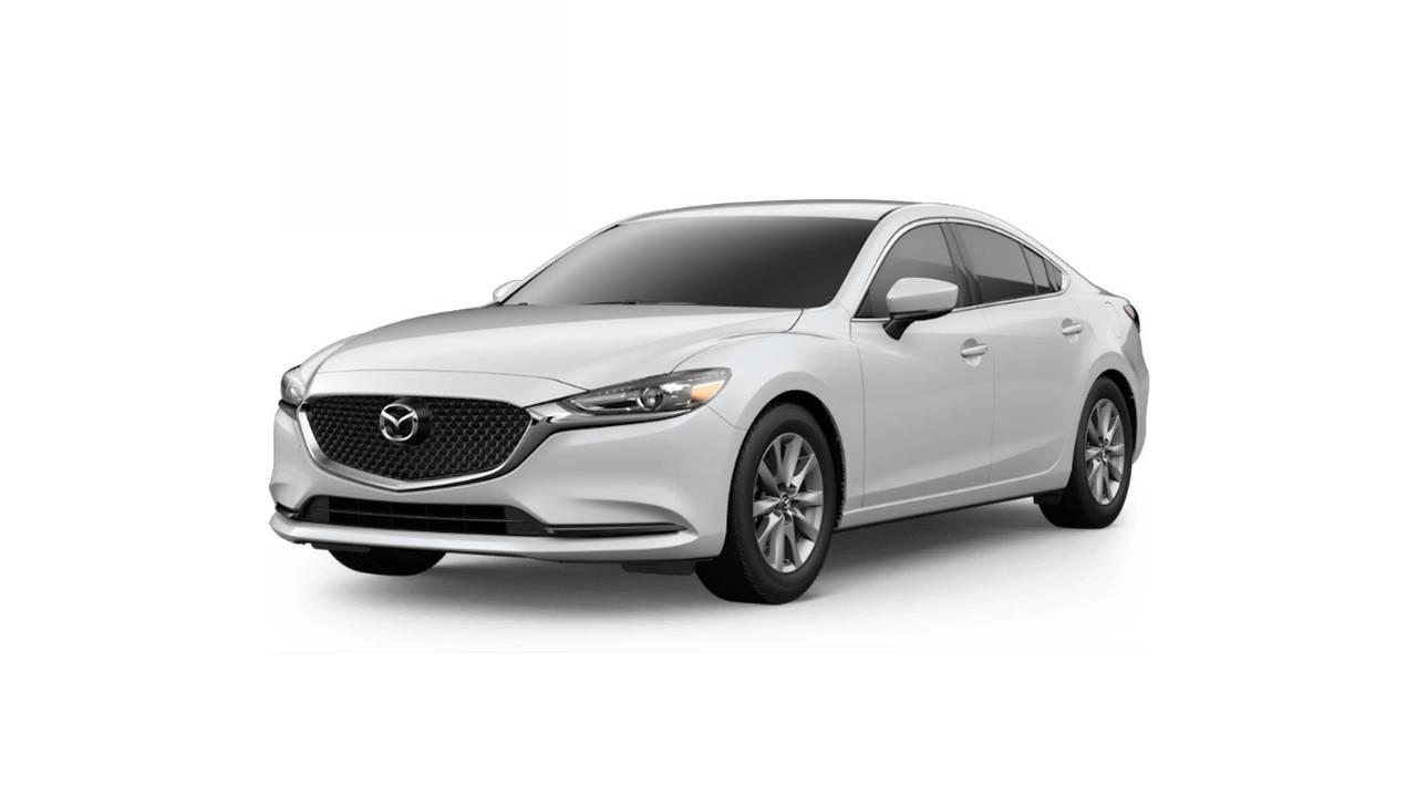 2018 Mazda6 Configurator