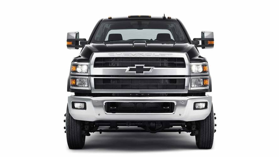 2019 Chevrolet Chassis Cab Trucks Will Now Wear A Flowtie