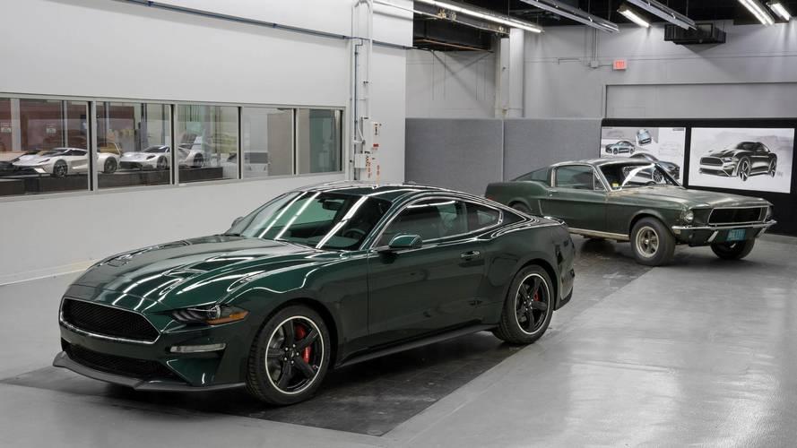 1968 Ford Mustang Bullitt Original Movie Car Motor1 Com