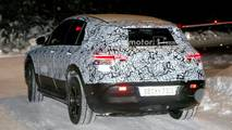 Mercedes-Benz EQ C Spy Shots
