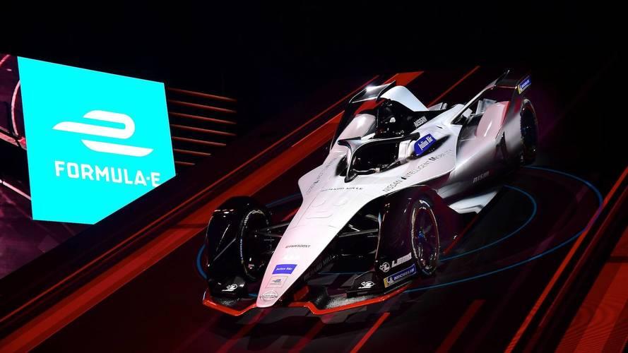 Nissan Formula E 2018/2019