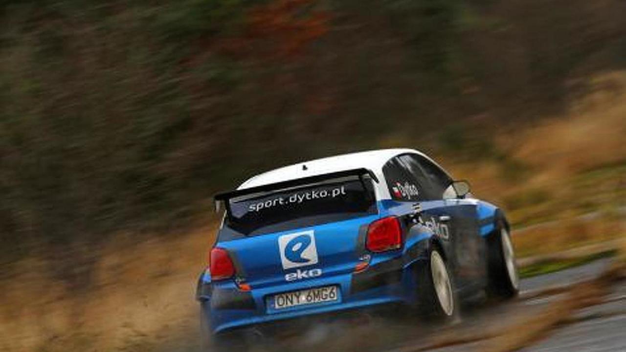 Dytko Sport, Volkswagen Polo R rally car, 475, 16.12.2011