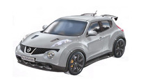 Nissan Juke-R one-off performance concept 04.10.2011