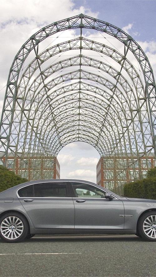 Chauffeurs prefer the BMW 730d L