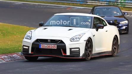 Que mijote Nissan avec cette GT-R Nismo aperçue sur le Ring ?