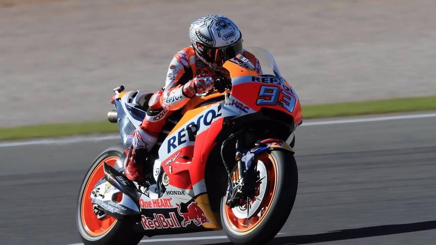 Marc Márquez asaltará el título de MotoGP en Valencia desde la pole