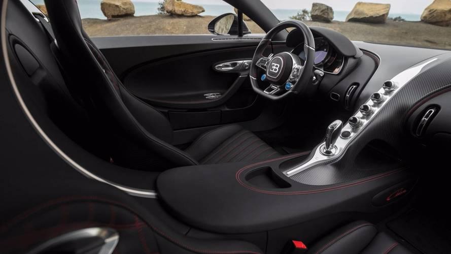 Bugatti Chiron en Estados Unidos